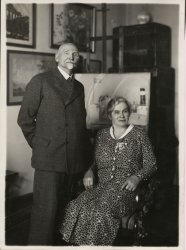 Franciszka i Leon Wyczółkowscy, 1932, MOB W. 866