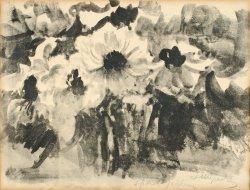Leon Wyczółkowski, Anemony, 1925, MOB W. 676