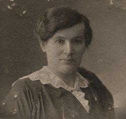 Franciszka Wyczółkowska z domu Panek (1879-1943), MOB Wb 901