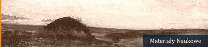 baner ukazujący fragment obrazu Wyczółkowskiego